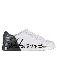 Picture of Dolce & Gabbana DA0608 AI053 kids sneakers white