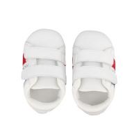 Afbeelding van Moncler 4M70000 babyschoenen wit