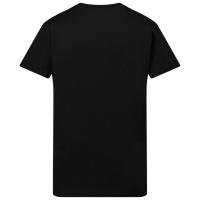 Afbeelding van Givenchy H25247 kinder t-shirt zwart