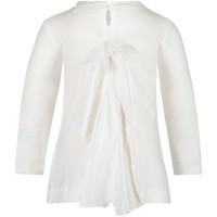 Afbeelding van MonnaLisa 392618SV baby tuniekje off white