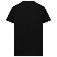 Afbeelding van Dsquared2 DQ0243 kinder t-shirt zwart
