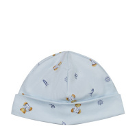 Afbeelding van Ralph Lauren 320833480 babymutsje licht blauw