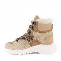 Afbeelding van Toral 12197C dames sneakers beige