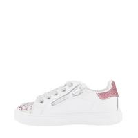 Afbeelding van MonnaLisa 8C8001 kindersneakers wit