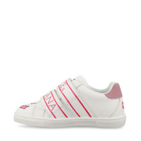 Afbeelding van Dolce & Gabbana DN0157 A6C93 kindersneakers wit