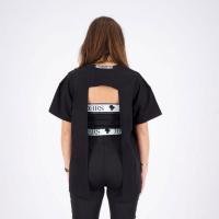 Afbeelding van Reinders G2353 kinder t-shirt zwart
