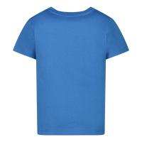 Afbeelding van Givenchy H05162 baby t-shirt cobalt blauw