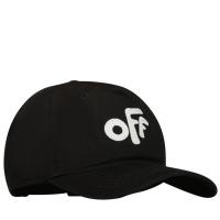 Afbeelding van Off-White FAB0011001 kinderpet zwart