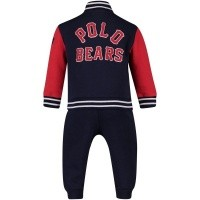 Afbeelding van Ralph Lauren 320702725 baby joggingpak navy