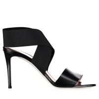Afbeelding van Pollini SA16778AC07 dames sandalen zwart