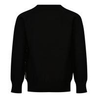Afbeelding van Moncler 9C70600 baby trui zwart