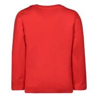 Afbeelding van Boss J05739 baby t-shirt rood