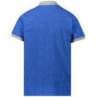 Afbeelding van Moncler 8A70120 kinder polo blauw