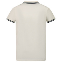 Afbeelding van Moncler 8A70010 kinder polo off white