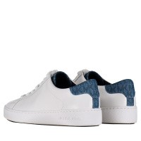 Picture of Michael Kors 43S9IRFS2L womens sneakers white