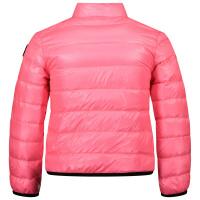 Afbeelding van Moncler 1A51S10 kinderjas fluor roze