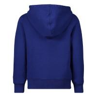 Afbeelding van Dsquared2 DQ03S4 J baby vest cobalt blauw