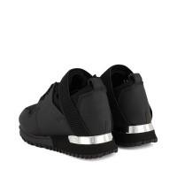 Afbeelding van mallet KIDS ELAST kindersneakers zwart