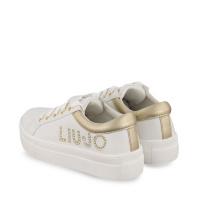 Afbeelding van Liu Jo 4A1705 kindersneakers wit