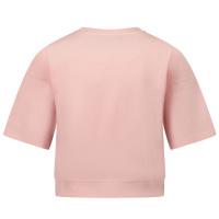 Afbeelding van Moschino HDM03X kinder t-shirt roze