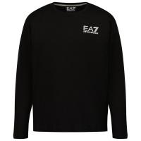 Afbeelding van EA7 6KBT52 kinder t-shirt zwart