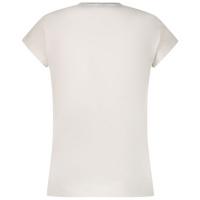 Afbeelding van MonnaLisa 118603S8 kinder t-shirt off white