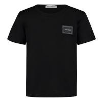 Afbeelding van Dolce & Gabbana L1JT7T G7OLK baby t-shirt zwart