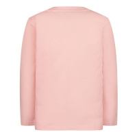Afbeelding van Moschino MPO005 baby t-shirt licht roze
