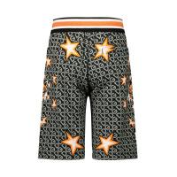 Afbeelding van Dolce & Gabbana L4JQH5/G7WJW kinder shorts grijs/oranje