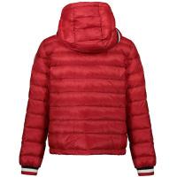 Afbeelding van Moncler 1A11220 kinderjas rood