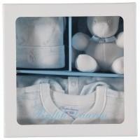 Afbeelding van Ralph Lauren 320705253 boxpakje licht blauw