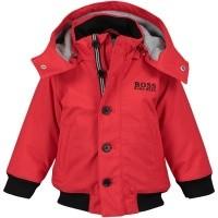 Afbeelding van Boss J06181 babyjas rood