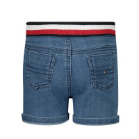 Afbeelding van Tommy Hilfiger KN0KN01292 baby shorts jeans