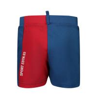 Afbeelding van Dsquared2 DQ0051 baby shorts cobalt blauw