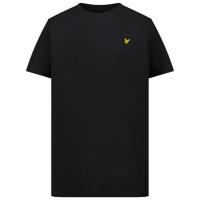 Afbeelding van Lyle & Scott LSC0003S kinder t-shirt zwart