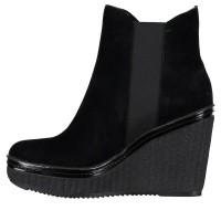 Afbeelding van Calvin Klein SHANNA dames laarzen zwart