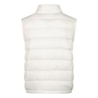 Afbeelding van Moncler 1A10300 baby bodywarmer off white