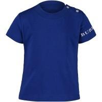 Afbeelding van Burberry 8002612 baby t-shirt cobalt blauw