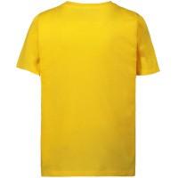Afbeelding van Calvin Klein IB0IB00348 kinder t-shirt geel