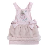 Afbeelding van Lapin 212E3417 babyjurkje licht roze