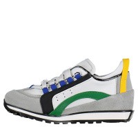 Afbeelding van Dsquared2 59816 kindersneakers groen