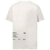 Afbeelding van Dolce & Gabbana L4JTDM G7A8G kinder t-shirt wit