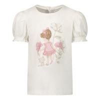 Afbeelding van Mayoral 1077 baby t-shirt off white