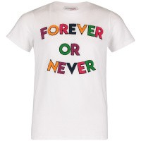 Picture of My Brand GMBTS001GM012 kids t-shirt white