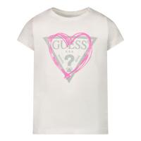 Afbeelding van Guess K1RI00 baby t-shirt wit