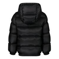 Afbeelding van Moncler 1A53920 babyjas zwart