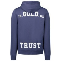 Afbeelding van in Gold We Trust IGWTH003 heren trui navy
