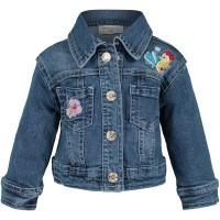 Afbeelding van MonnaLisa 393106RI babyjas jeans