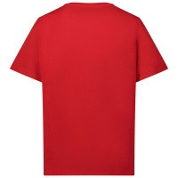 Afbeelding van Calvin Klein IU0IU00068 kinder t-shirt rood