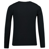 Afbeelding van Moschino HHM02A kinder t-shirt zwart